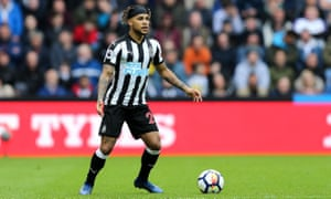 DeAndre Yedlin, who takes on his former club Tottenham on Wednesday, says: 'Newcastle feels like home. It's a unique place.'