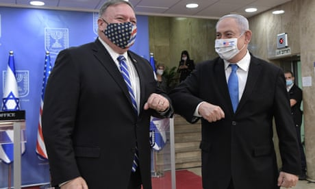 Israel tells UK and EU to drop 'absurd' backing for Iran nuclear deal