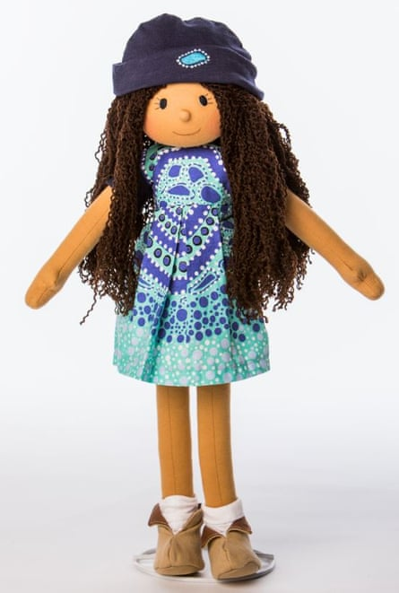 Kiya, a new cast member on Play School, is being introduced for Naidoc week.