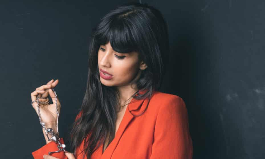 Jameela Jamil … 'Who is going to have the money for cellulite cream, fillers or detox teas?