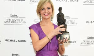 Marianne Elliott was named best director for her production of the Sondheim musical Company.