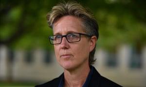 ACTU secretary Sally McManus