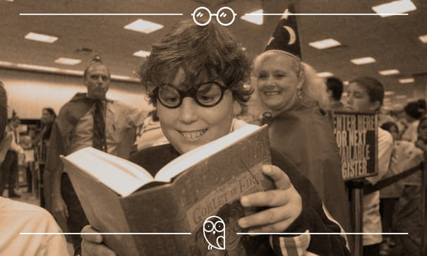 How Harry Potter changed my life   Opinion   The Guardian