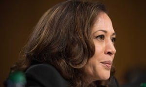 Kamala Harris: 'The election of the Senate's second African-American woman was a high point in an election that plumbed the depths.'