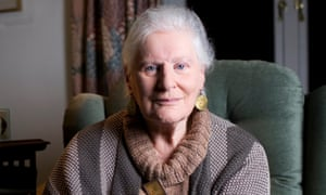 Diana Athill: 'far from morbid'.