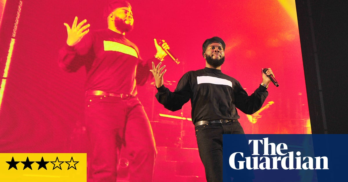 Khalid review – teen spirit squandered?