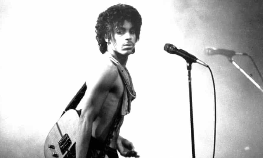 prince circa 1980