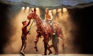 War Horse, National Theatre.