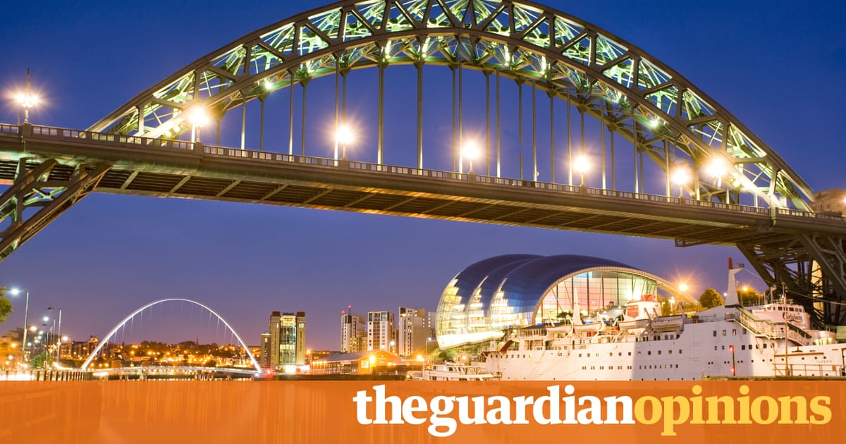 No wonder the north is angry. Here's a plan to bridge the bitter Brexit divide | Larry Elliott