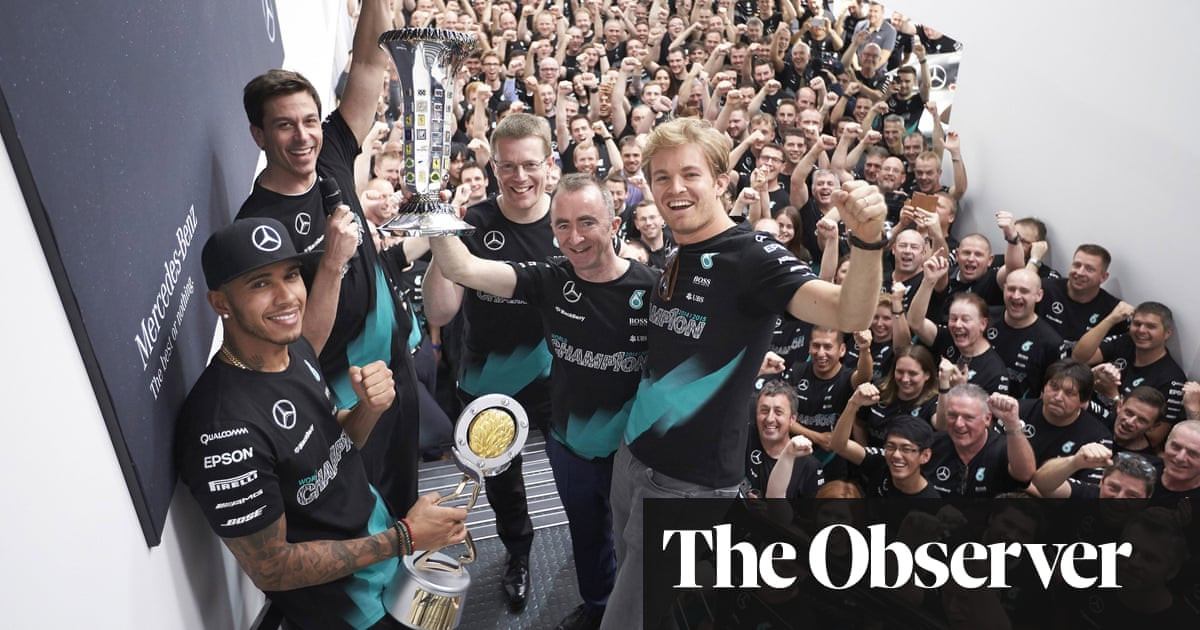 Project Pitlane: how rival F1 teams united in battle against Covid-19