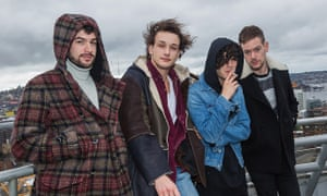 Probably not aware of the effect their mistyped URL is having on the internet … the 1975.