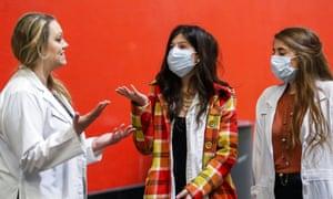 Talking cure: the flu epidemic.
