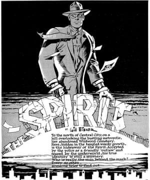 The Spirit by Will Eisner
