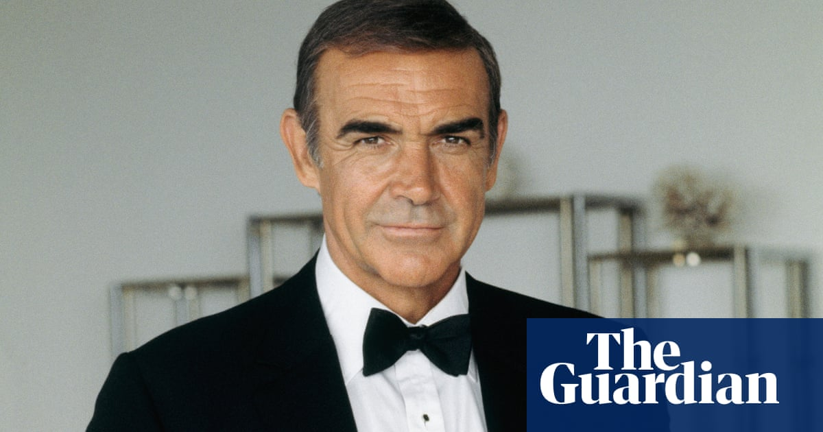 Sean Connery: from 007 to Indiana Jones – a career in pictures