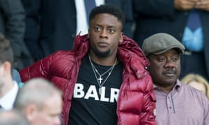 Jonathan Afolabi was in the stands as Celtic beat Dunfermline after extra time on Saturday.