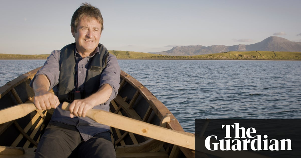 Wild Ireland: Edge of the World review – one man in a banana-shaped boat. Magic | Television ...