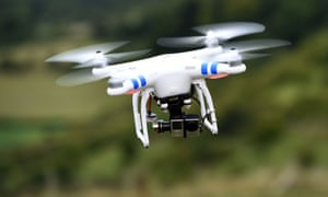 Drones are expected to be a popular Christmas present this year.