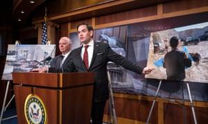 Senators Cardin and Rubio decried the attack.