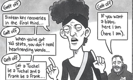 David Squires on … the constant deluge of Premier League football