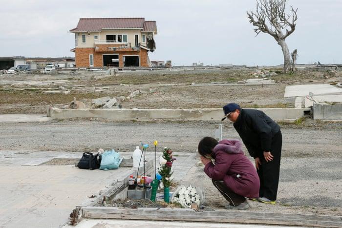 Dying robots and failing hope: Fukushima clean-up falters