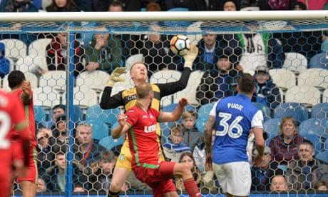 Swansea off the hook as Sheffield Wednesday's Lucas João shoots wide