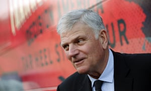 Franklin Graham said all patients at the hospital were treated the same.