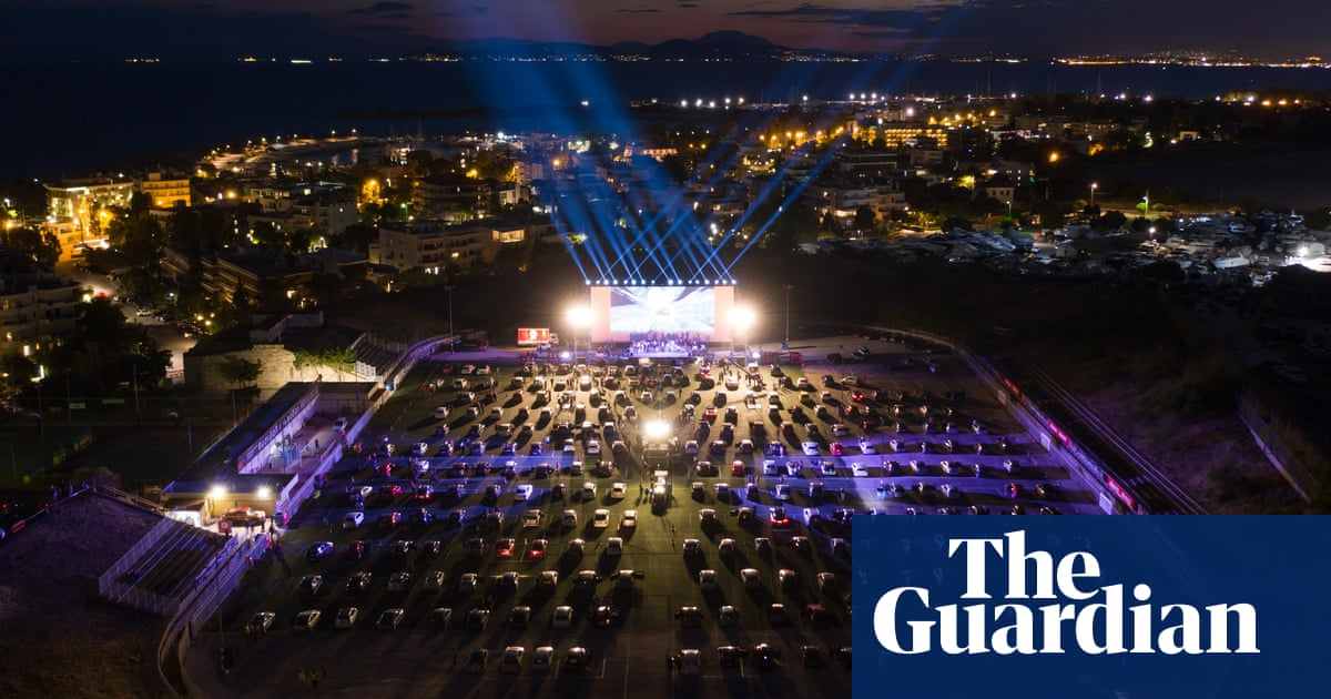 Drive-in concerts: music to the ears of audience- (and ...