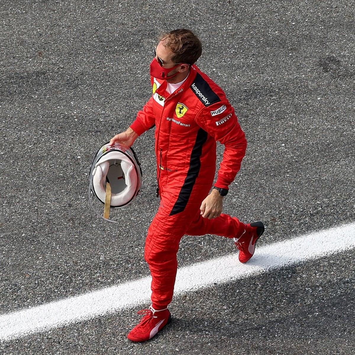 Vettel Denies Ferrari Regrets But Says He Almost Quit F1 Before Aston Martin Deal Sebastian Vettel The Guardian