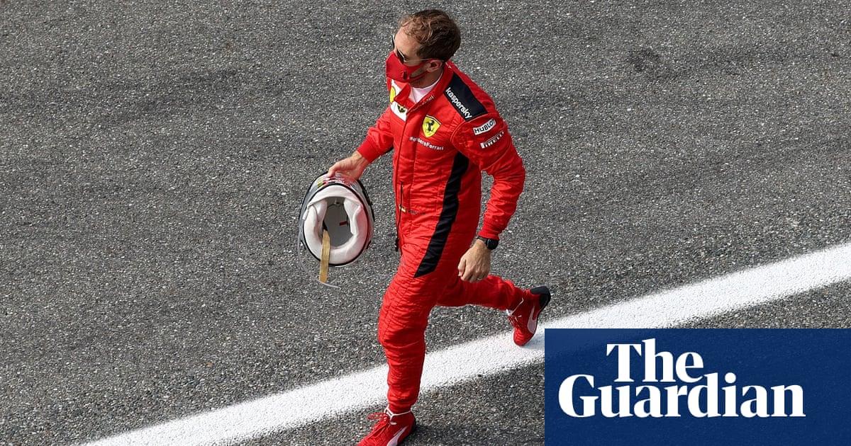 Vettel denies Ferrari regrets but says he almost quit F1 before Aston Martin deal