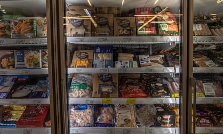 Live coronavirus found on frozen food packaging in China | China | The  Guardian