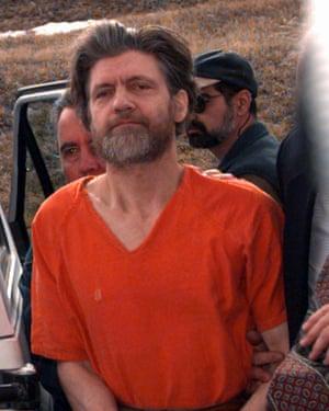 Ted Kaczynski, the Unabomber.