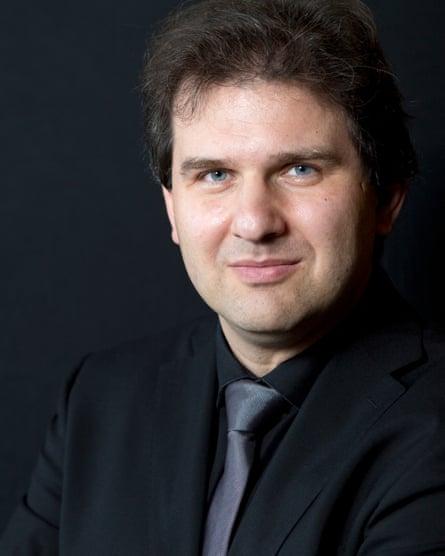 Conductor Tomáš Hanus