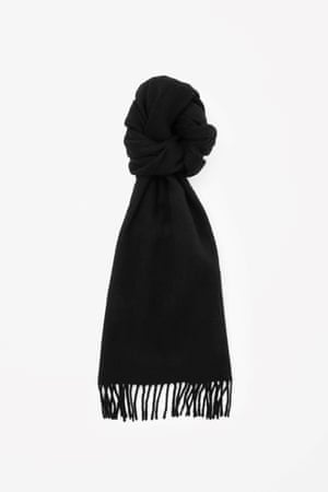 Wool and cashmere, £45, cosstores.com