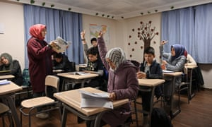 'I miss my homeland': fearful Uighurs celebrate Eid in exile in Turkey