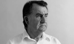 Gerald Murnane, an Australian author.