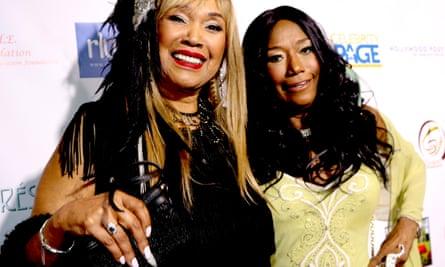 Anita and Bonnie Pointer