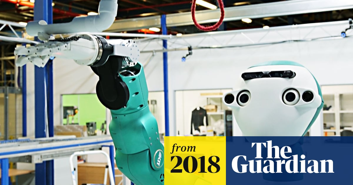 Ocado to wheel out C3PO-style robot to lend a hand at