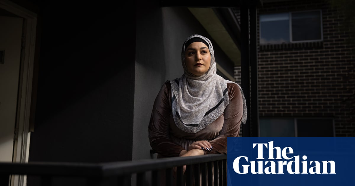 'I was filled with dread': after her father killed her mother, Amani Haydar found words to heal