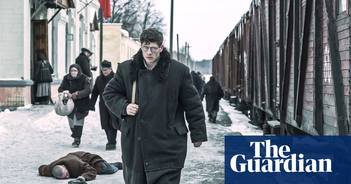 Masked men storm Moscow screening of film about Stalin-era famine