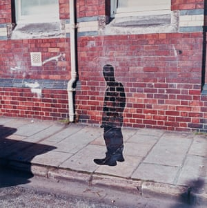 Portrait of the Artist as a Shadow of His Former Self, 1968, by Keith Arnatt
