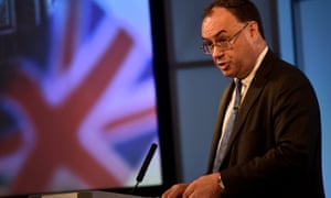 Andrew Bailey, Chief Executive of the Financial Conduct Authority.