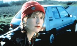 Huppert in the 1995 film La Ceremonie.