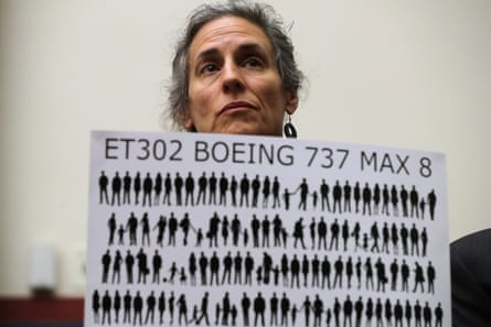 Nadia Milleron, the mother of 24-year-old crash victim Samya Stumo, has filed a 50-page negligence lawsuit against Boeing, Ethiopian Airlines and Rosemount Aerospace.