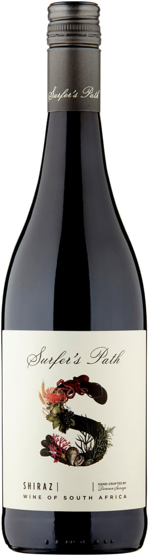 Surfer's Path Shiraz 2016: serve with seared tuna.