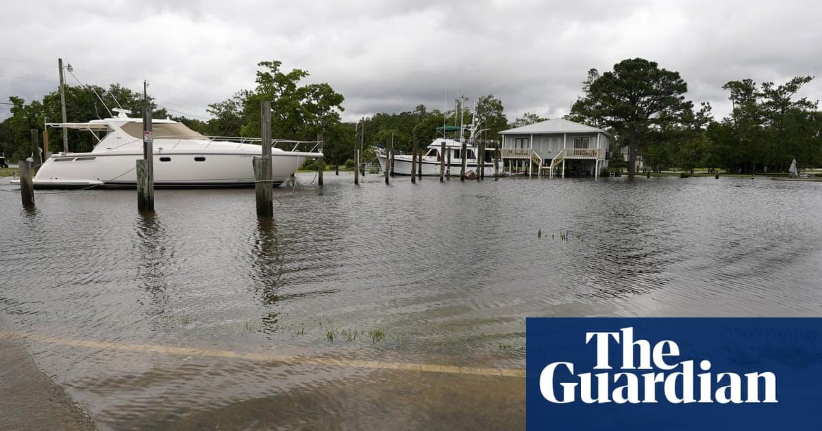 Claudette regains tropical storm strength with 13 people dead