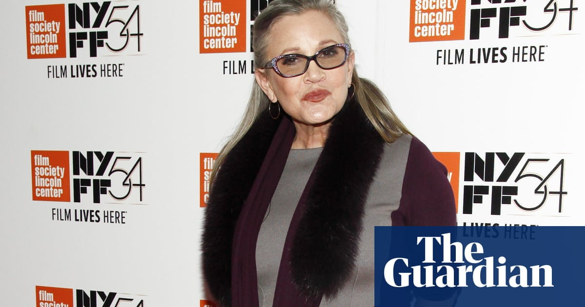 Star Wars: previously unseen footage of Carrie Fisher to feature in next film | Film | The Guardian