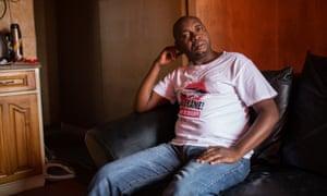 Mpho Lebogo, 43, one of ABI's former owner-drivers.
