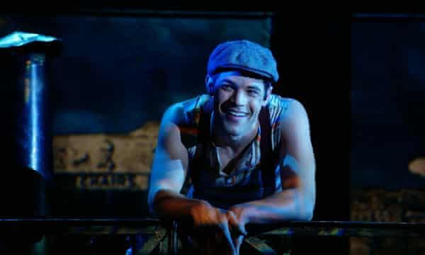 Jeremy Jordan as Jack Kelly