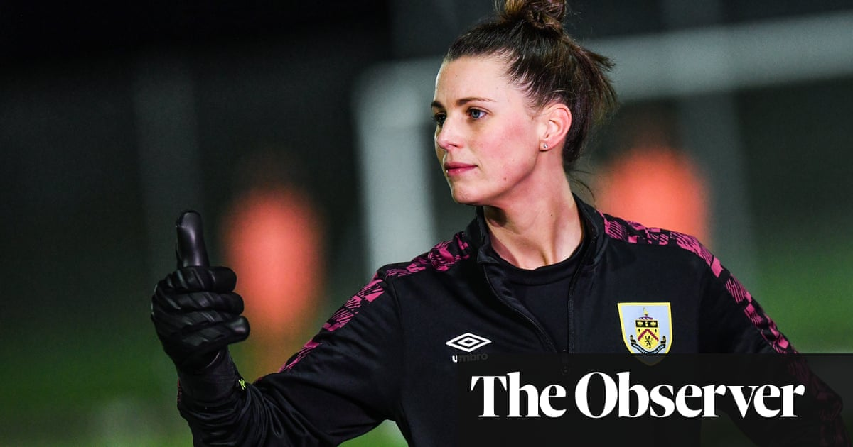 Burnley's Lauren Bracewell: 'United is the biggest game for most of us'