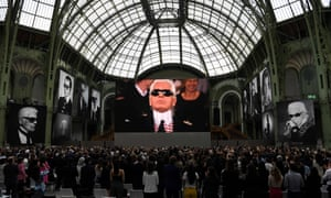 Karl for Ever at the Grand Palais